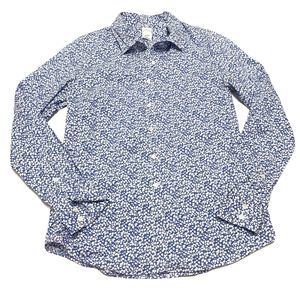 J Crew Liberty The Perfect Shirt 8